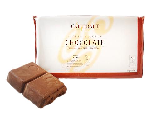 823 Callebaut Milk Chocolate Block 33% 5 Kg
