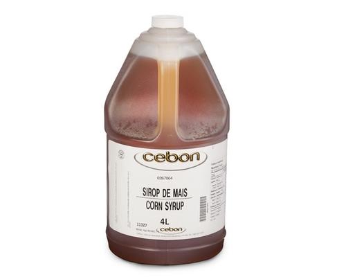 Amber Corn Syrup 4L Cebon