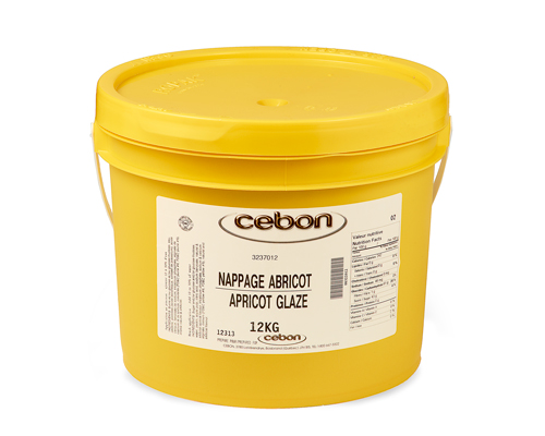 Apricot Glaze Cebon 12Kg