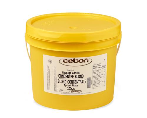 Apricot Glaze Concentrate Cebon 12Kg