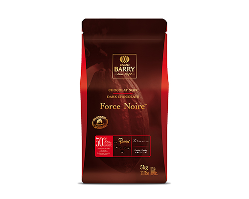 Barry Black Force Chocolate Drops 50% Drops  5 Kg