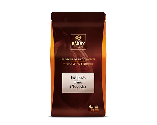 Barry Paillette Fine Chocolate  5 Kg ( 1.7-4.3Mm)