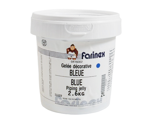 Blue Piping Jelly 2.6 Kg Cebon