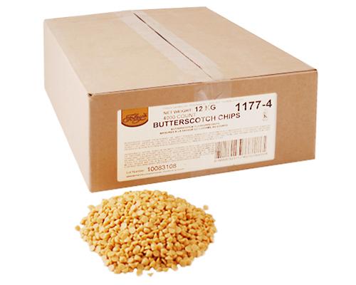 Butterscotch Chips 4000Ct  12 Kg