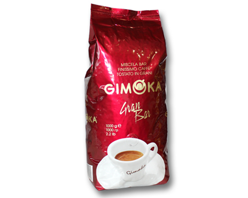 Cafe En Grain Oro Granfesta Gimoka   1 Kg