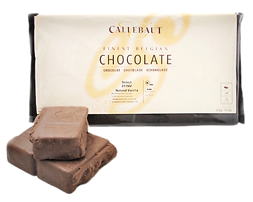 Callebaut Dark Chocolate Block 54% 811Nv  5 Kg