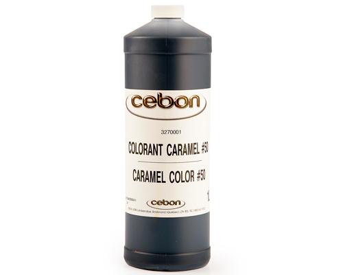 Caramel Liquid Color 1X1 Lt Cebon