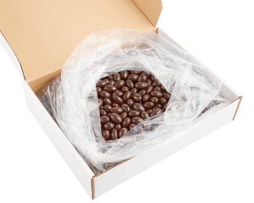 Dark Chocolate Coated Almonds 4 Kg