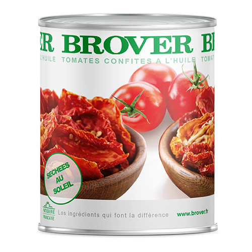 Dried Tomatoes In Oil 850Ml Brover