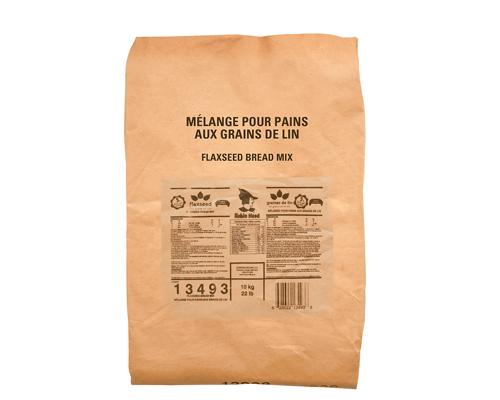 Flax Seed Bread Mix 10 Kg Robin Hood