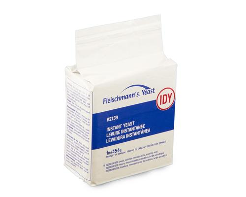Fleishmann's Dry Yeast (2139) 20X454 Gr