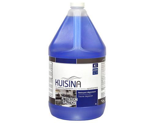 Floor And Multi-Surface Cleaner Degreaser 4L 400Plus