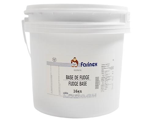 Fudge Base 16 Kg Pail Cebon