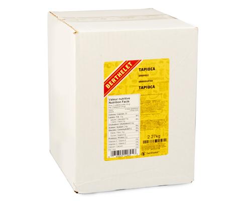 Granulated Tapioca 5 Lb