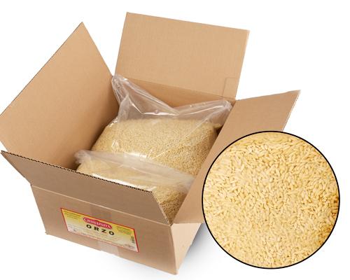 Grisspasta Orzo Pasta  2 X 10 Lb