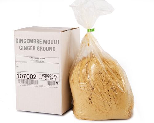 Ground Ginger 2.27 Kg