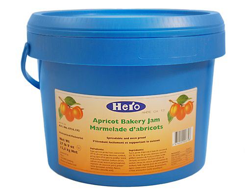 Hero Apricot Jam 12.5Kg