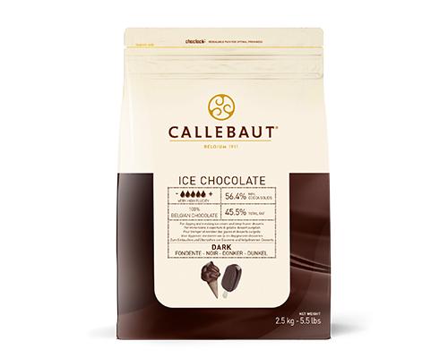 Ice Chocolate Dipping Dark  56 %   4X2.5Kg