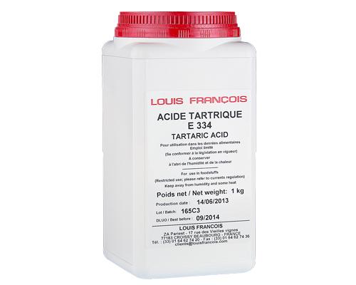 Lf Tartaric Acid 1 Kg