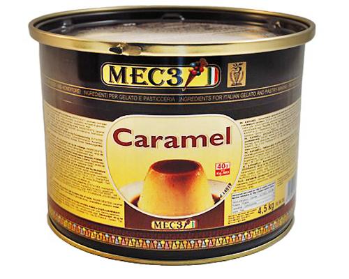 Mec3 Caramel Paste 4.5 Kg