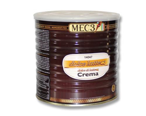 Mec3 Dolcelatte Cream 3 Kg