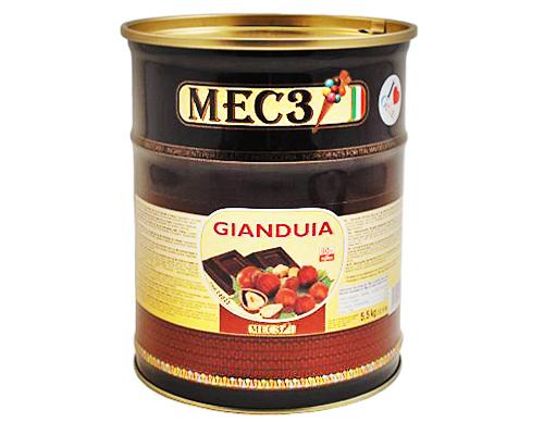 Mec3 Gianduja Paste 5.5Kg