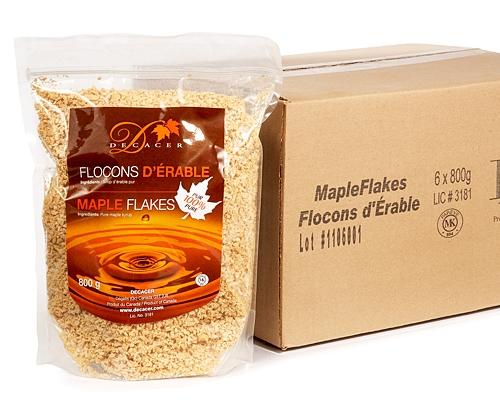 Medium Maple Flakes 800Gr