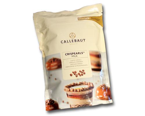 Milk Chocolate Crispearls / 4 X 800 Gr