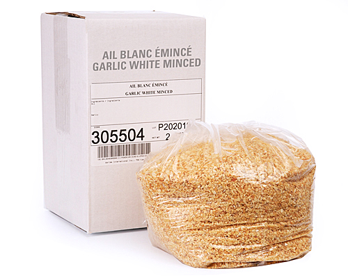 Minced Garlic 2.27 Kg