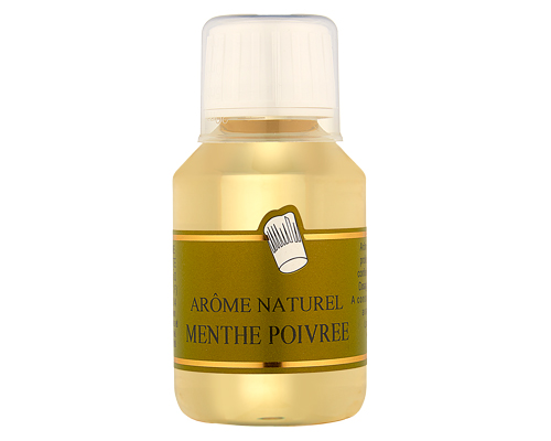 Natural Peppermint Aroma 115Ml