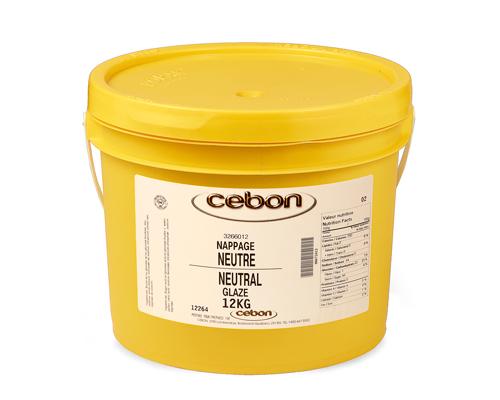 Neutral Glaze 12Kg Cebon