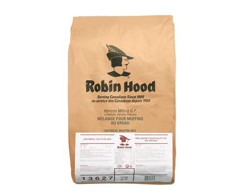Oat Muffin Mix 10 Kg Robin Hood