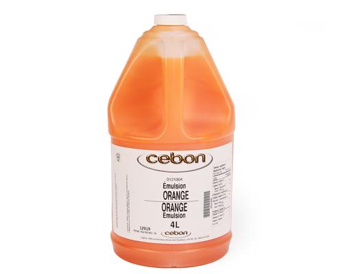 Orange Liquid Emulsion 4 Litres Cebon