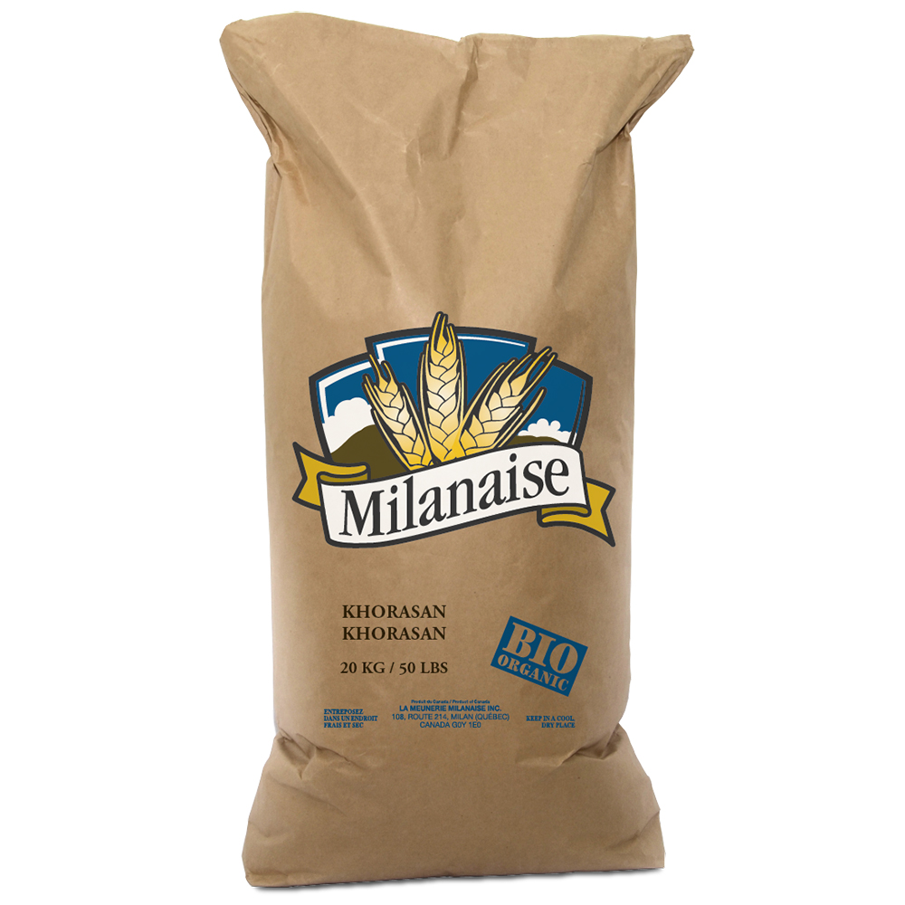 Organic Whole Khorasan Seed 20 Kg
