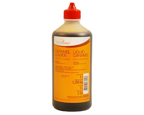 Patisfrance Caramel Flavor Liquid 1 Lt