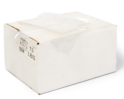 Poly Bag 13 Lb 8X4x22 Box 500