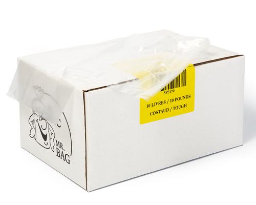 Poly Bags 10 Lb 7/3/20 Box 500