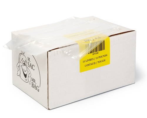 Poly Bags 11 Lb 7/5/18 Box 500