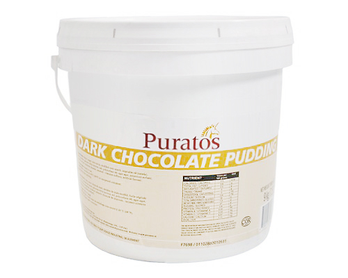 Puratos Cremfil  Dark Chocolate 9Kg