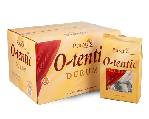 Puratos O-Tentic Durum Bread Base 4% 10 X 1Kg