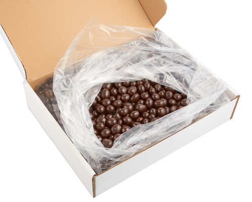 Pure Dark Chocolate Coated Cranberries 4 Kg