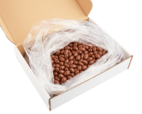 Pure Milk Chocolate Coated Almonds 4Kg