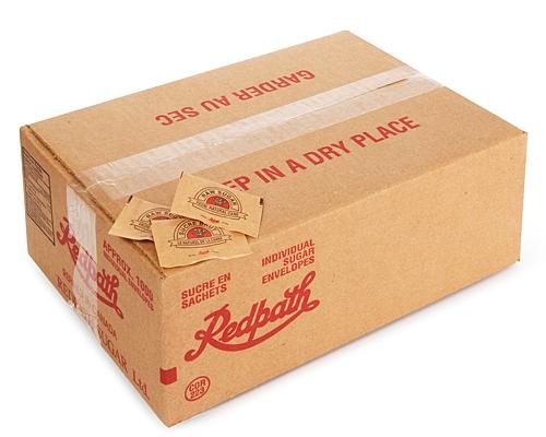 Raw Sugar Packet 3.5Gr/ 1000Un