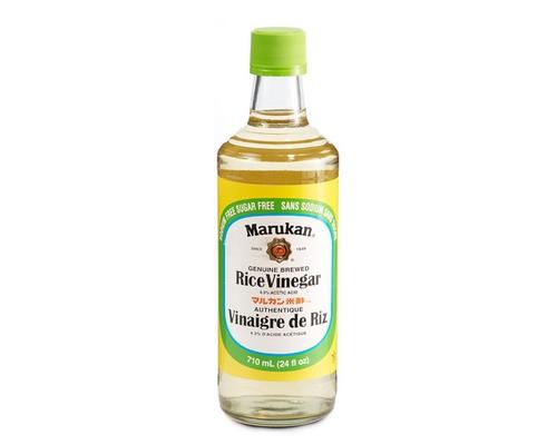 Rice Vinegar 12X710ml Marukan