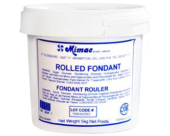 Rolled Fondant Icing 5 Kg (Regalice) Mimac