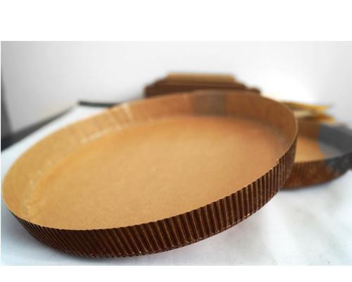 Round Baking Mould Mbb-210 215Mm(Dia) X 25 Mm(Hight) 600 Units
