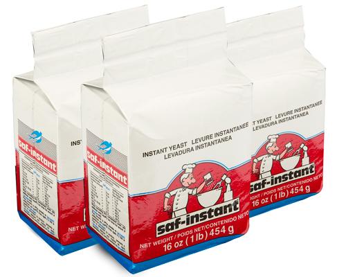 Saf Instant Yeast 20X454 Gr