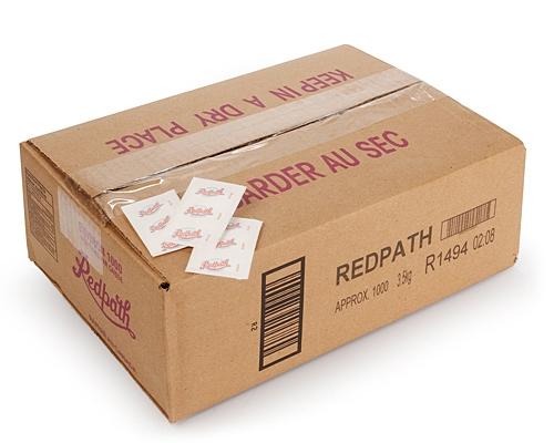 Sugar Packet 1000Un Redpath