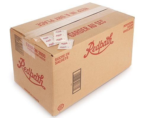 Sugar Packet 3000Un Redpath