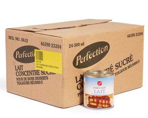 Sweet Condensed Milk 24X300ml Perfection